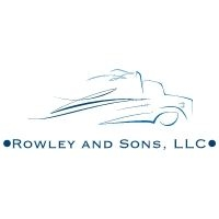 Logo for Rowley and Sons, LLC