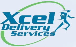 Logo for Xcel Delivery Services