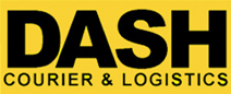 Logo for DASH Courier and Logistics