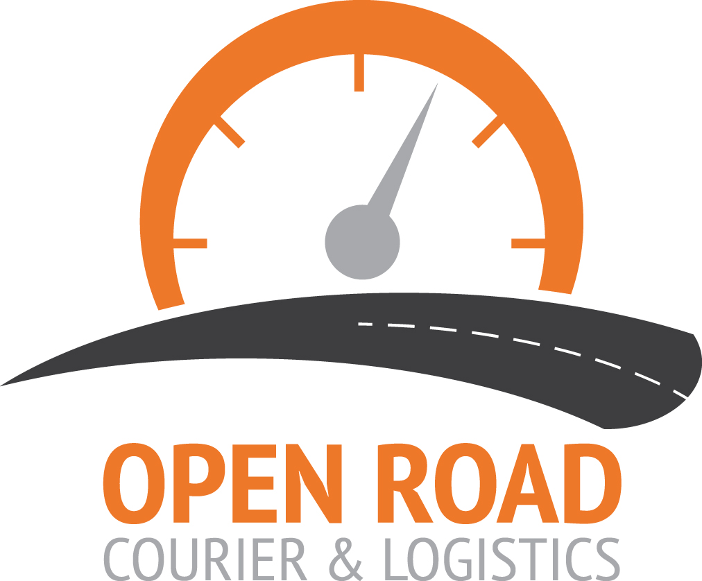 Logo for Open Road Courier & Logistics