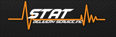 Logo of STAT Delivery Service, Inc.