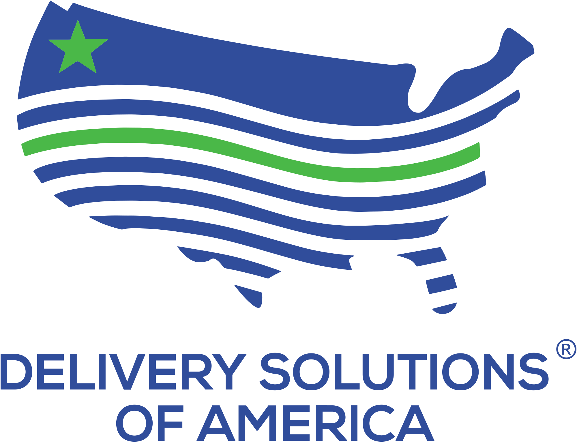 Logo for Delivery Solutions of America