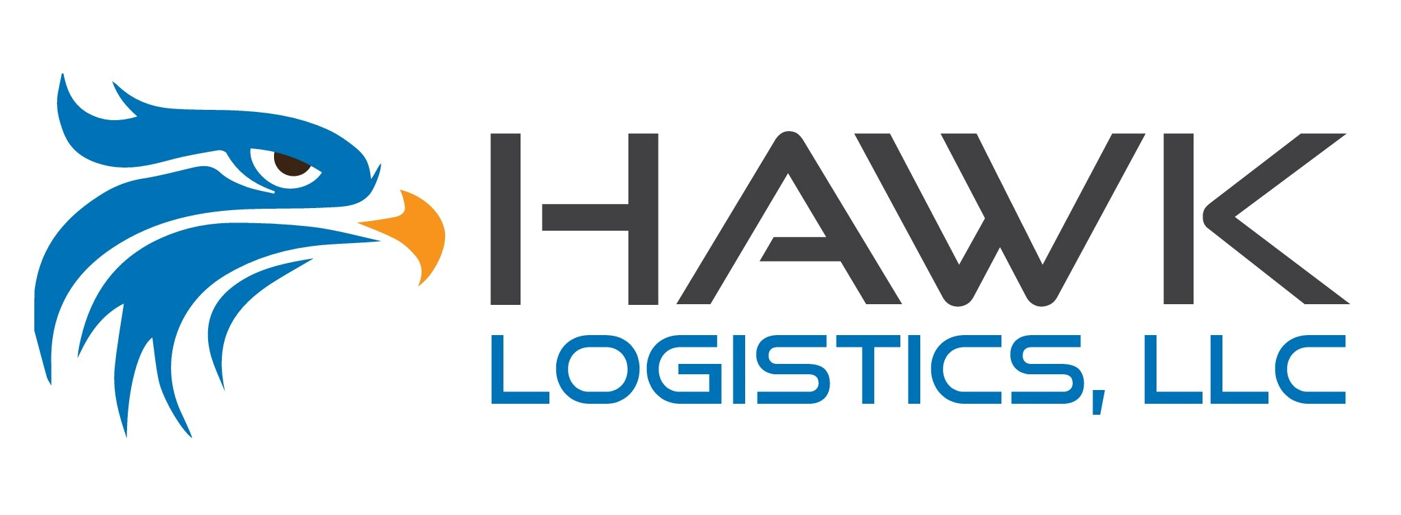 Logo for Hawk Logistics, LLC