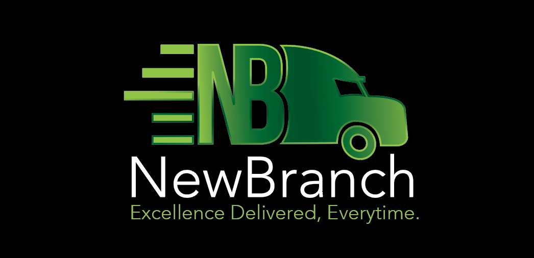 Logo for New Branch Logistics