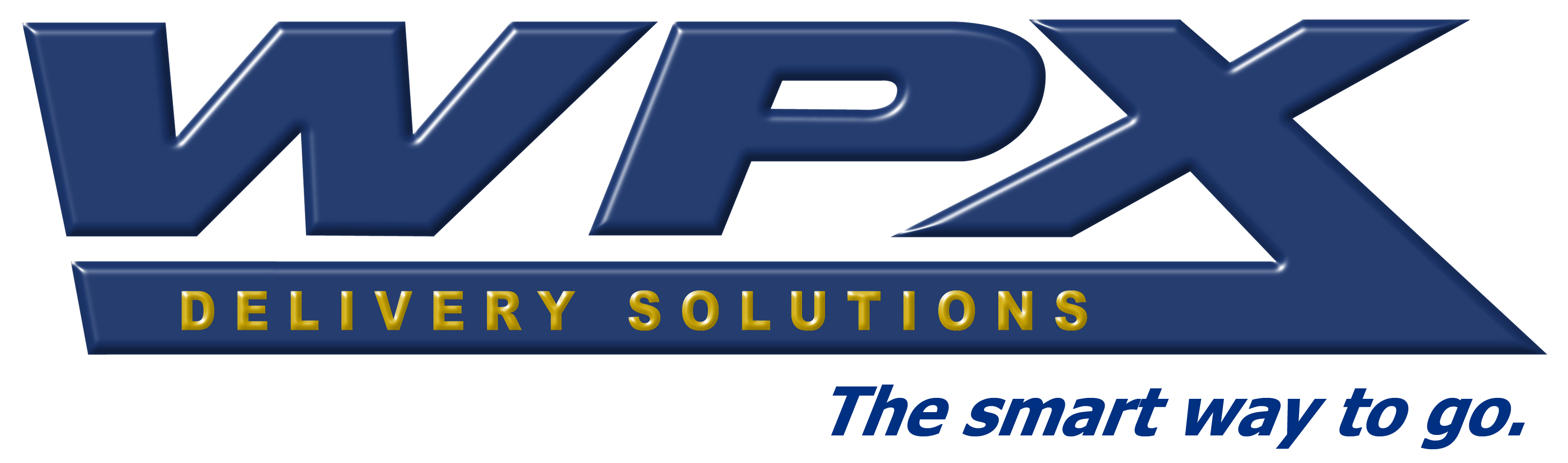 Logo for WPX Delivery Solutions