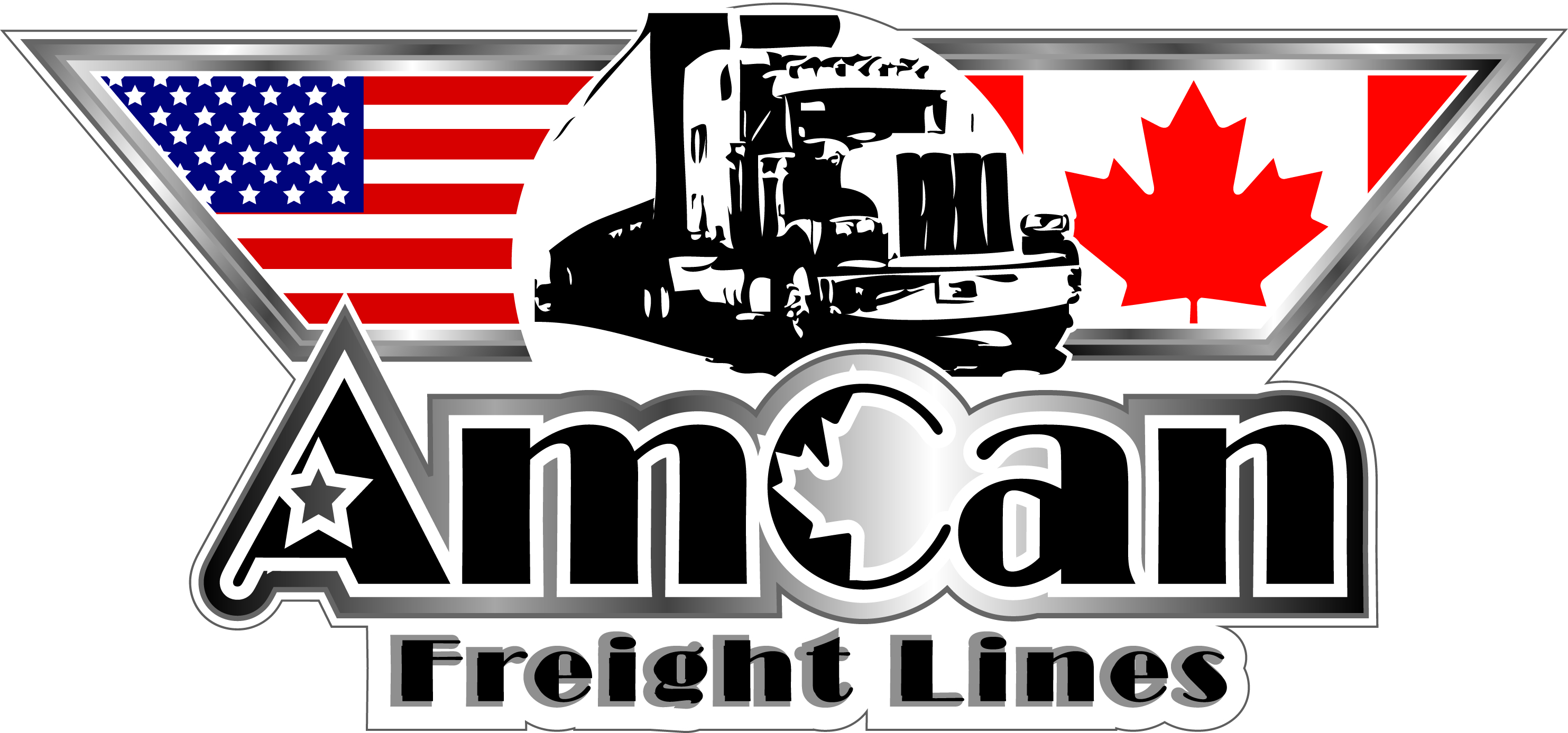 Logo for AmCan Freight Lines