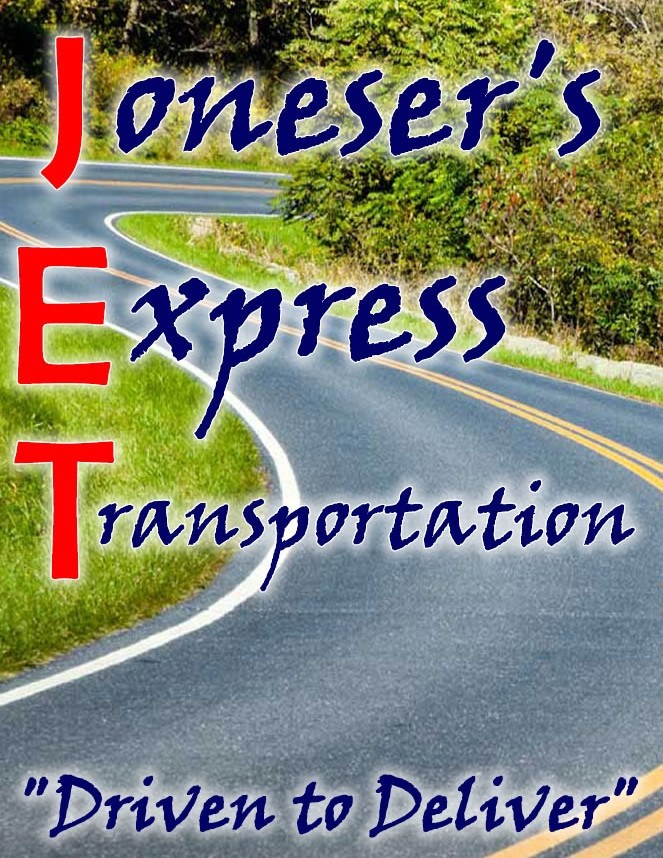 Logo for Jonesers Express Transportation