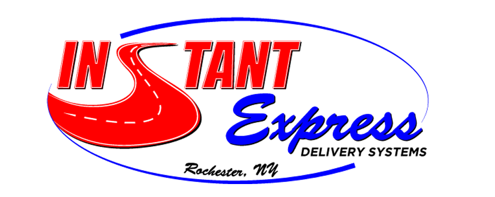 Logo for Instant Express