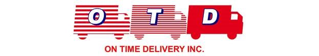 Logo for On Time Delivery, Inc.
