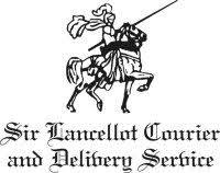 Logo for Sir Lancellot Courier & Delivery Service