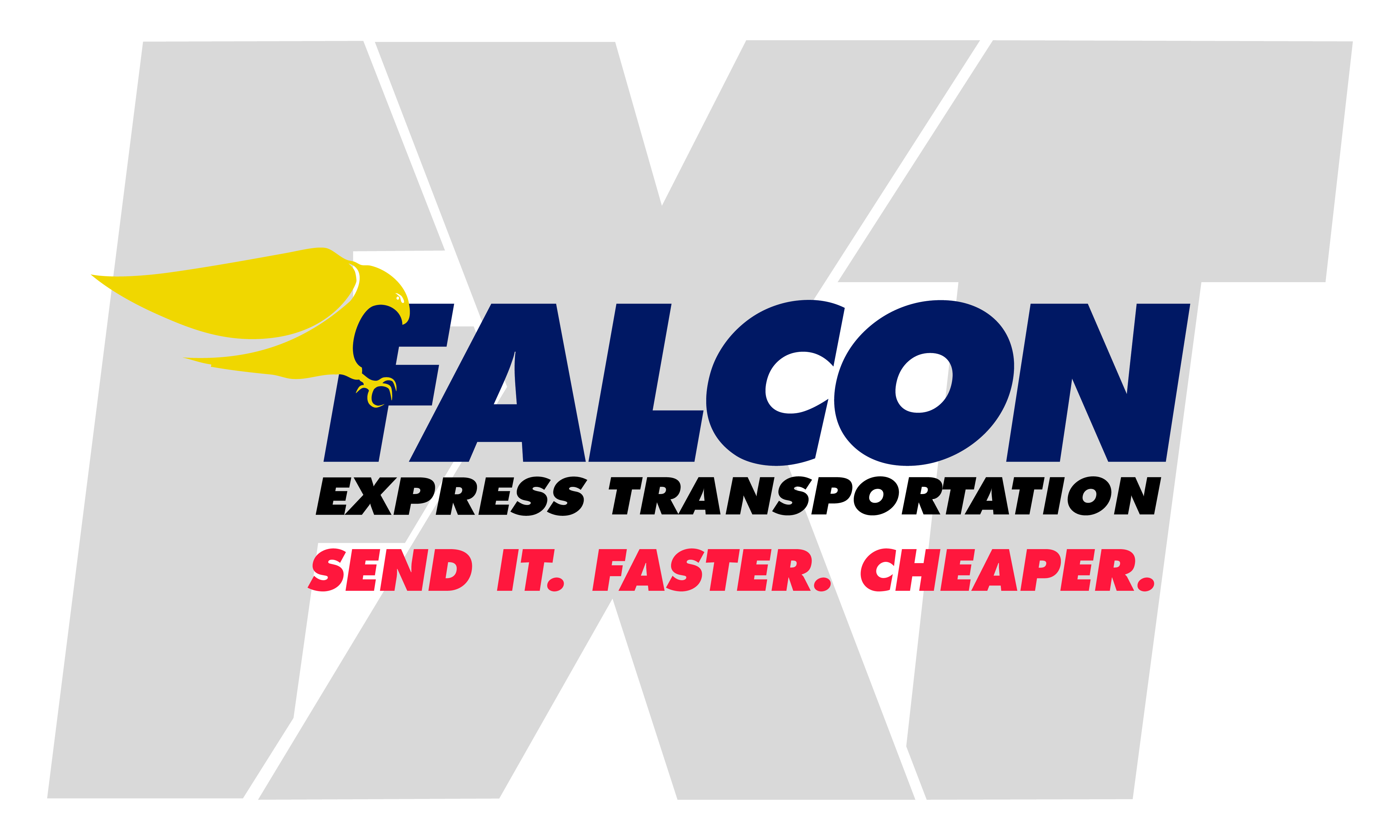 Logo for Falcon Express Transportation, Inc.
