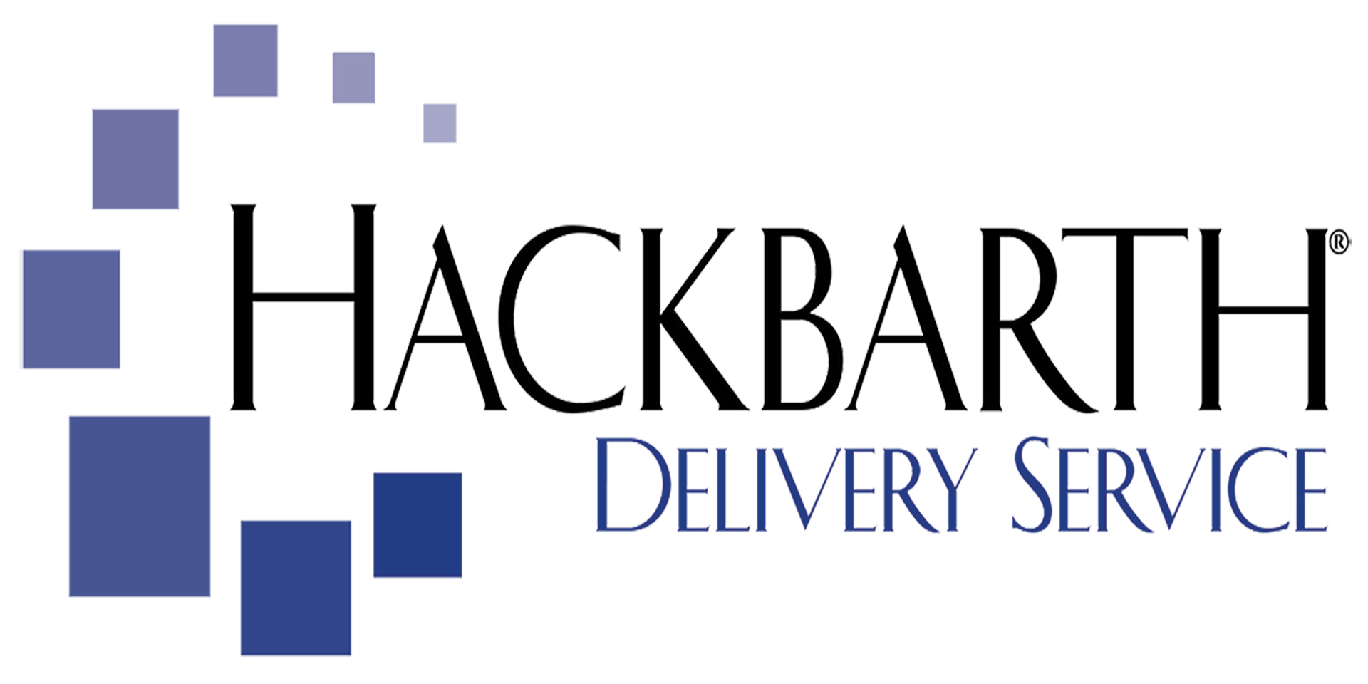 Logo for Hackbarth Delivery Service, Inc.