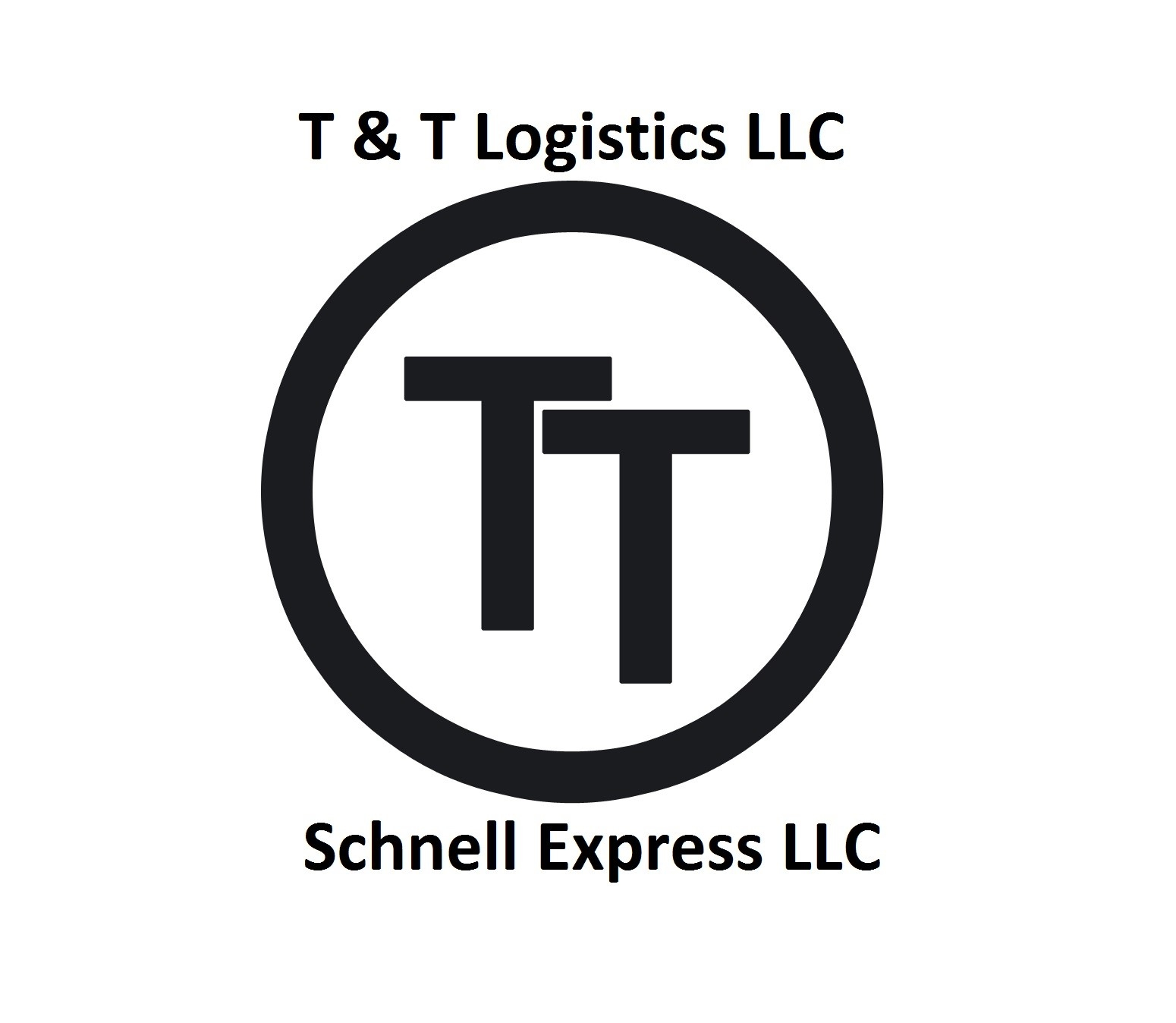 Logo for T & T Logistics LLC