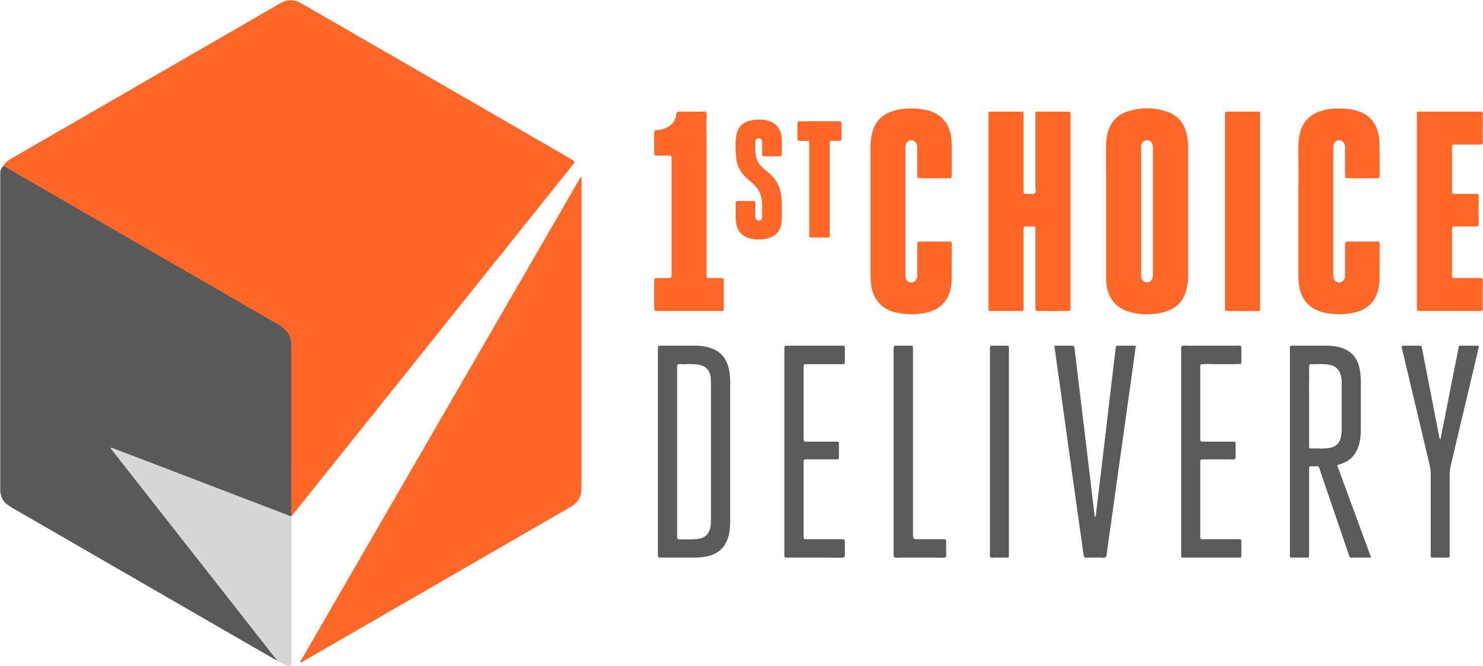 Logo for 1st Choice Delivery, LLC