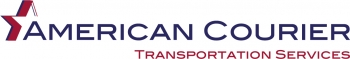 Logo for American Courier Corporation